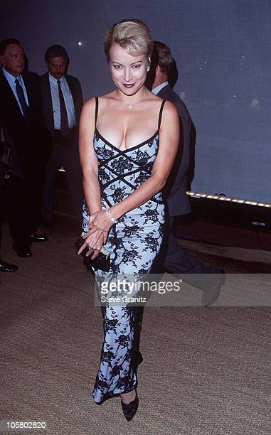 Jennifer Tilly during A Tribute To Style To Benefit Inner City Arts Education at Rodeo Drive in Los Angeles California United States