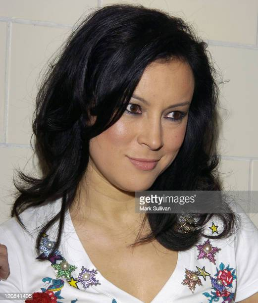 Jennifer Tilly during Christian Dior Launches New Collection D'Trick Featuring Special Performance by the Pussycat Dolls - Arrivals at Argyle Hotel...
