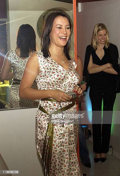 Jennifer Tilly during Do It eBay Holiday Cocktail Party Los Angeles at Private Residence in Sherman Oaks California United States