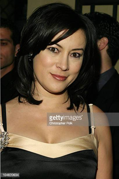 Jennifer Tilly during Global Vision Peace Party at Historic Talmadge Estate in Los Feliz, CA, United States.