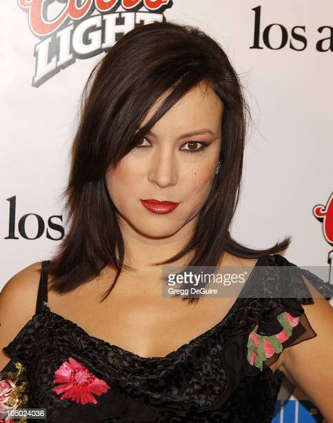"Jennifer Tilly during Los Angeles Premiere Of ""Confessions Of A Dangerous Mind"" at Mann Bruin Theatre in Westwood, California, United States."