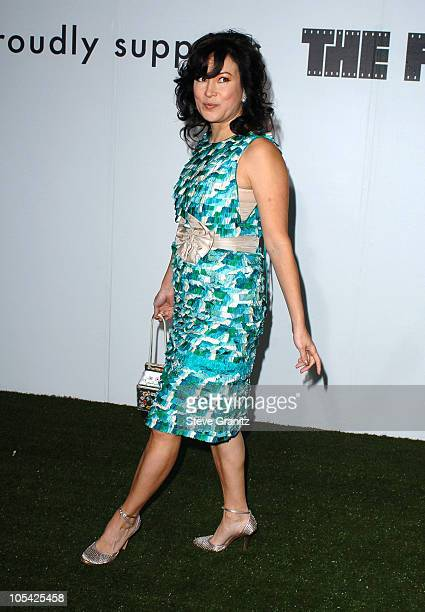 Jennifer Tilly during Marc Jacobs Comes to Los Angeles at Marc Jacobs Store in Los Angeles California United States