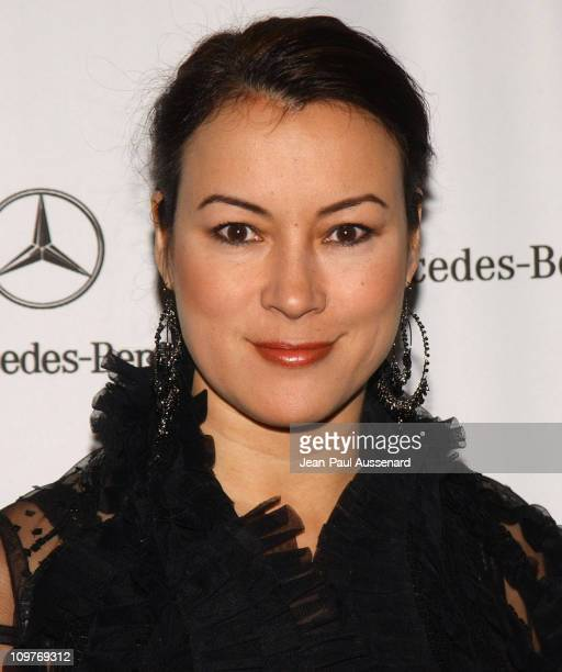 Jennifer Tilly during MercedesBenz Spring 2006 LA Fashion Week at Smashbox Studios Day 4 Arrivals at Smashbox Studios in Culver City California...