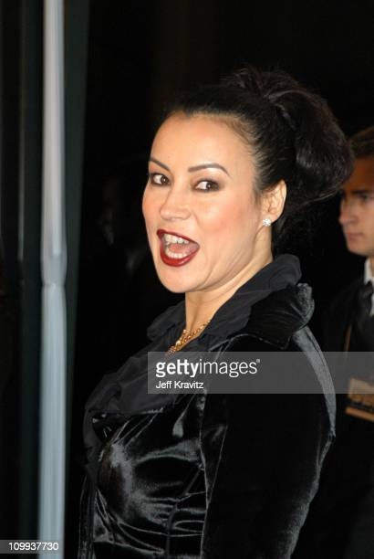 Jennifer Tilly during Miramax Films Gangs of New York at Directors Guild of America Theater in Hollywood, CA, United States.