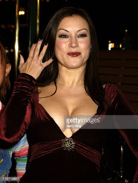 Jennifer Tilly during Seed of Chucky Los Angeles Premiere Arrivals at The Grove in Los Angeles California United States