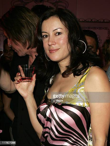 Jennifer Tilly during Tarina Tarantino Jewelry Store Opening Inside at Tarina Tarantino Jewelry Store in Hollywood California United States