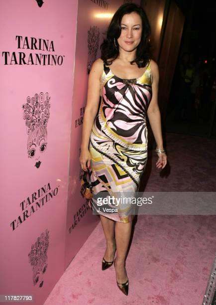 Jennifer Tilly during Tarina Tarantino Jewelry Store Opening Red Carpet at Tarina Tarantino in Hollywood California United States