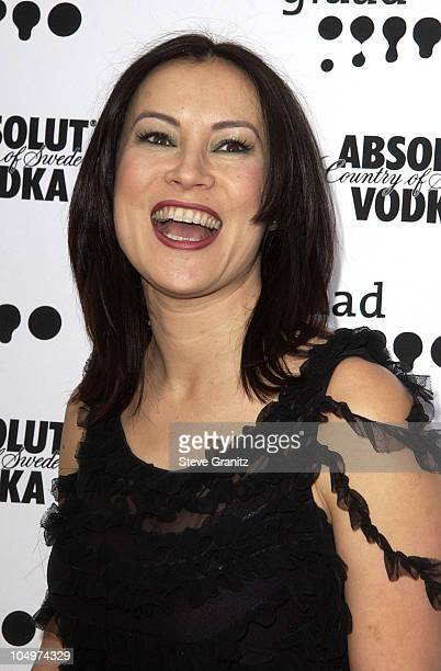 Jennifer Tilly during The 13th Annual GLAAD Media Awards - Los Angeles - Arrivals at Kodak Theatre in Hollywood, California, United States.