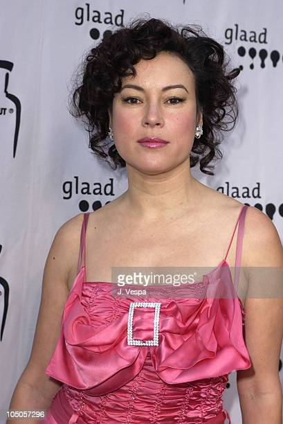 Jennifer Tilly during The 14th Annual GLAAD Media Awards Los Angeles - VIP Reception at Kodak Theatre in Hollywood, California, United States.