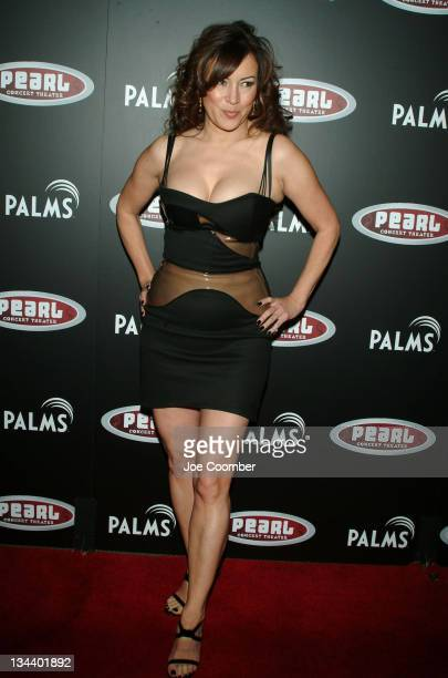 Jennifer Tilly during The Grand Opening of the Pearl Concert Theater at Palms in Las Vegas at Palms in Las Vegas Nevada United States