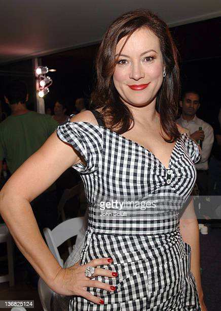 Jennifer Tilly during Ultimatebet.com, Kari Feinstein and Mike McGuiness Host Celebrity Poker Tournament to Honor Clifton Collins Jr.'s Emmy...