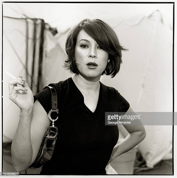 March 2001 during IFP/West Independent Spirit Awards Backstage Portraits By George Pimentel 19982002 at Santa Monica Beach in Santa Monica California...