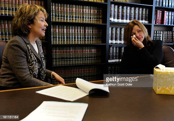 Jennifer Turner-Rieger, right, was the lead plaintiff in a class-action lawsuit against Outback, alleging gender discrimination. The case recently...