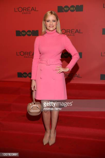 Jennifer Ulrich at the L'Oreal Paris Bar Room No 311 during the 70th Berlinale International Film Festival Berlin at Alte Muenze on February 21 2020...