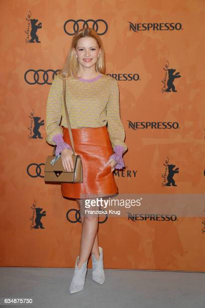 Jennifer Ulrich attends the Audi Berlinale Brunch during the 67th Berlinale International Film Festival on February 12 2017 in Berlin Germany