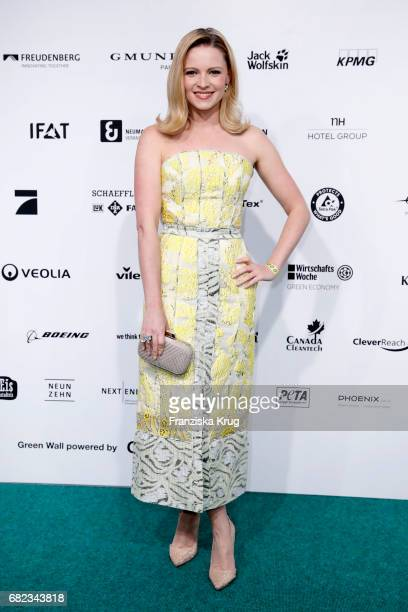 Jennifer Ulrich during the GreenTec Awards at ewerk on May 12 2017 in Berlin Germany