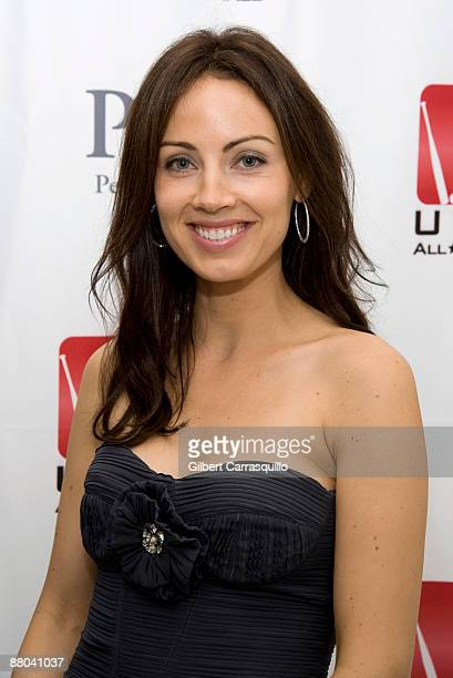 Jennifer Utley attends the 2nd Annual Utley AllStar Animals Casino Night at The FUEL Collection May 28 2009 in Philadelphia Pennsylvania