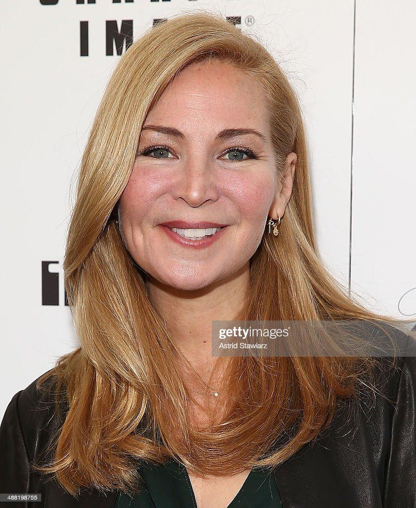Jennifer Westfeldt attends 'God's Pocket' screening at IFC Center on May 4, 2014 in New York City.