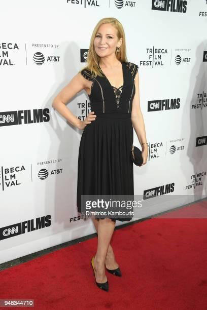 Jennifer Westfeldt attends the Opening Night Gala of Love Gilda 2018 Tribeca Film Festival at Beacon Theatre on April 18 2018 in New York City