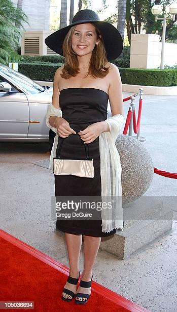 Jennifer Westfeldt during The 9th Annual BAFTA/LA Tea Party at Park Hyatt Hotel in Los Angeles, California, United States.