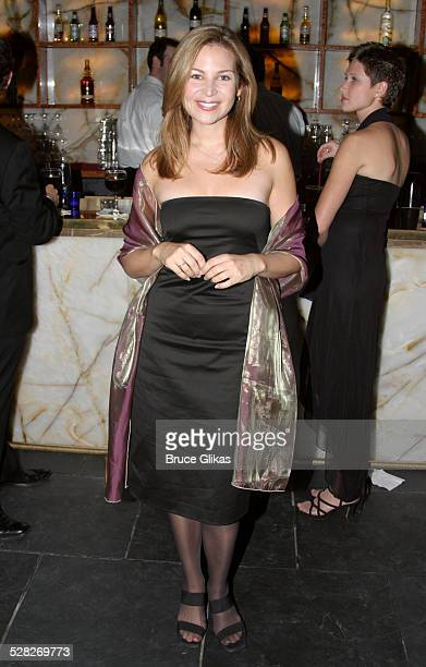 Jennifer Westfeldt during The Opening Night of Golda's Balcony on Broadway and After Party at The Helen Hayes Theater and Bryant Park Grill in New...