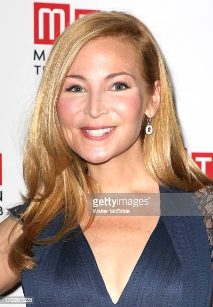 Jennifer Westfeldt 'The Explorer's Club' Opening Night Performance Party at Bond 45 on June 20 2013 in New York City