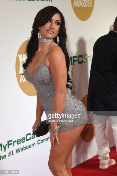 Jennifer White attends the 2018 XBIZ Awards on January 18 2018 in Los Angeles California
