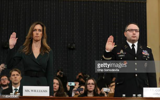 Jennifer Williams adviser to Vice President Mike Pence for European and Russian affairs and National Security Council Director for European Affairs...