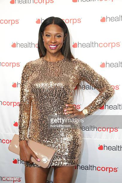 Jennifer Williams attends the 9th Annual HealthCorps' Gala at Cipriani Wall Street on April 29 2015 in New York City