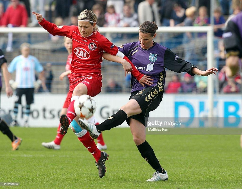 Turbine Potsdam v Duisburg - UEFA Women's Champions League