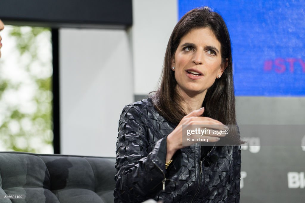 Jenny Abramson, founder of Rethink Impact, speaks during a Bloomberg Technology event in New York, U.S., on Wednesday, Sept. 13, 2017. The event, titled Sooner Than You Think at Cornell Tech, spotlights the technology leaders who are grappling with the challenges of disruptive technology and uncovering hidden opportunities. Photographer: Misha Friedman/Bloomberg via Getty Images