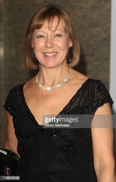 Jenny Agutter attends Cystic Fibrosis Trust Breathing Life Awards at Hilton London Metropole on May 28, 2009 in London, England.