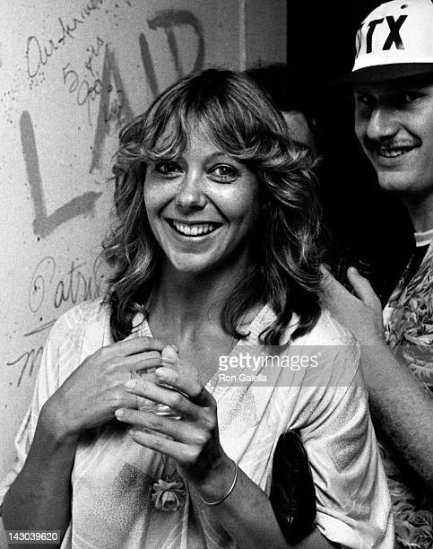Jenny Agutter attends the screening party for National Lampoon's Animal House on July 27 1978 at the Village Gate in New York City