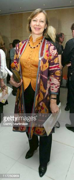 Jenny Agutter during English National Ballet Celebrity Party December 11 2006 at St Martins Lane Hotel in London Great Britain