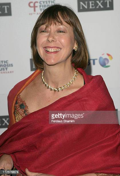 Jenny Agutter during The Breathing Life Awards 2004 Arrivals at Royal Lancaster Hotel in London Great Britain