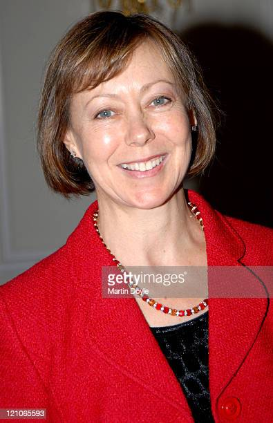 Jenny Agutter during The Spring Ladies Lunch 2007 at Mandarin Oriental in London, Great Britain.