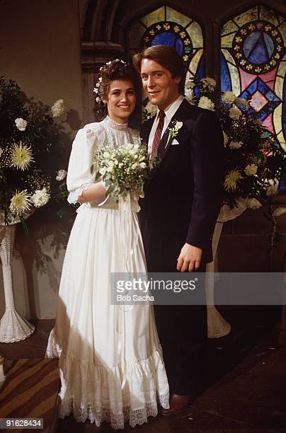 CHILDREN Jenny and Greg's wedding 1/18/84 Jenny Gardner a girl from the wrong side of the tracks and Greg Nelson became man and wife on ABC Daytime's...