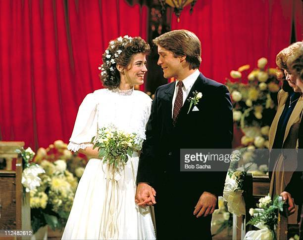 CHILDREN Jenny and Greg's wedding 1/18/84Jenny Gardner a girl from the wrong side of the tracks and Greg Nelson Pine Valley's prodigal son became man...