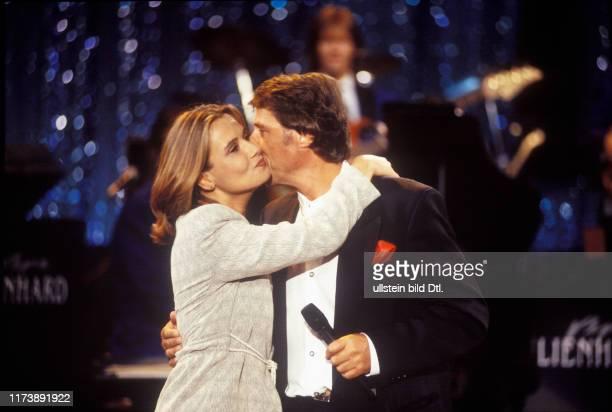 Jenny and Udo Jürgens in Aber bitte mit Sahne 1994