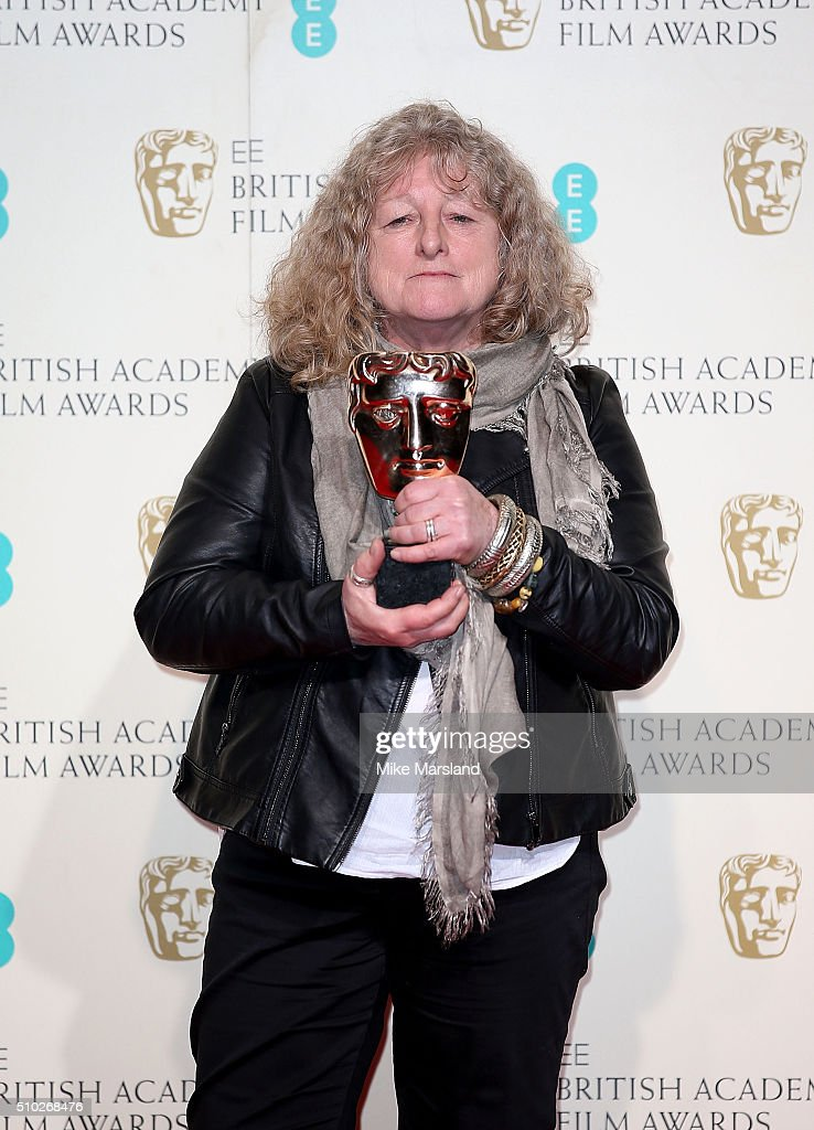Jenny Beavan Winner Of Best Costume Design For Mad Max Fury Road News Photo Getty Images