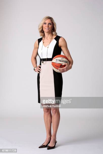 Jenny Boucek of the Seattle Storm poses for a portrait during media day on May 3 2017 at Key Arena in Seattle Washington NOTE TO USER User expressly...