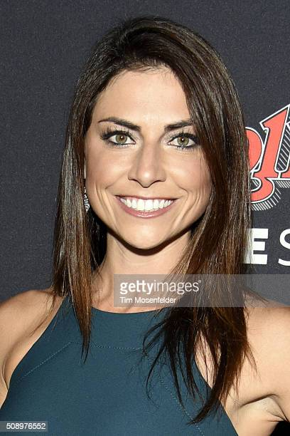 Jenny Dell attends the Rolling Stone Live Party on their engagement day at San Francisco Design Center on February 6 2016 in San Francisco California