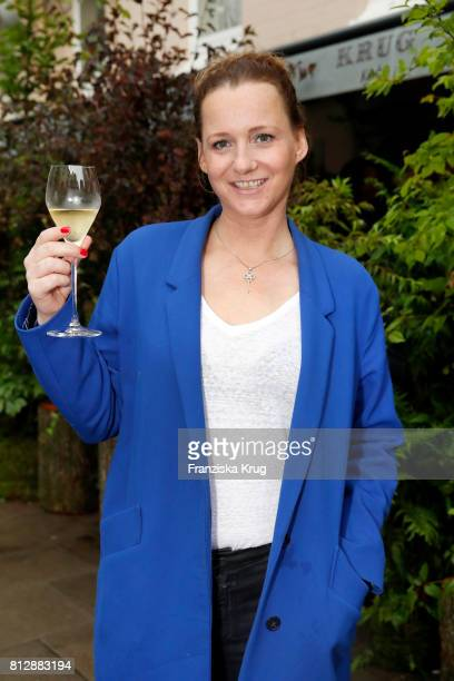 Jenny Falckenberg attends the 'Krug Kiosk' Event on July 11 2017 in Hamburg Germany