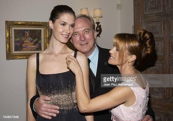 Jenny Flynn, James Keach And Jane Seymour During Jane