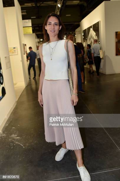 Jenny Goggleman attends Art Basel Miami Beach Private Day at Miami Beach Convention Center on December 6 2017 in Miami Beach Florida