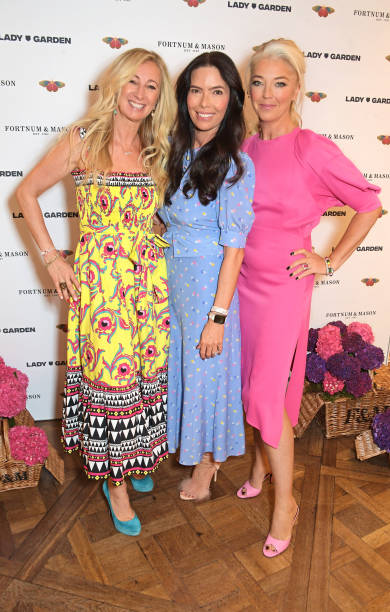GBR: The 7th Annual Lady Garden Foundation Lunch At Fortnum & Mason