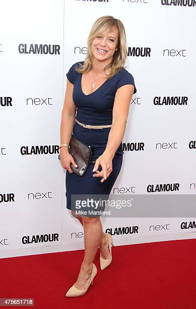 Jenny Jones attends the Glamour Women Of The Year Awards at Berkeley Square Gardens on June 2 2015 in London England