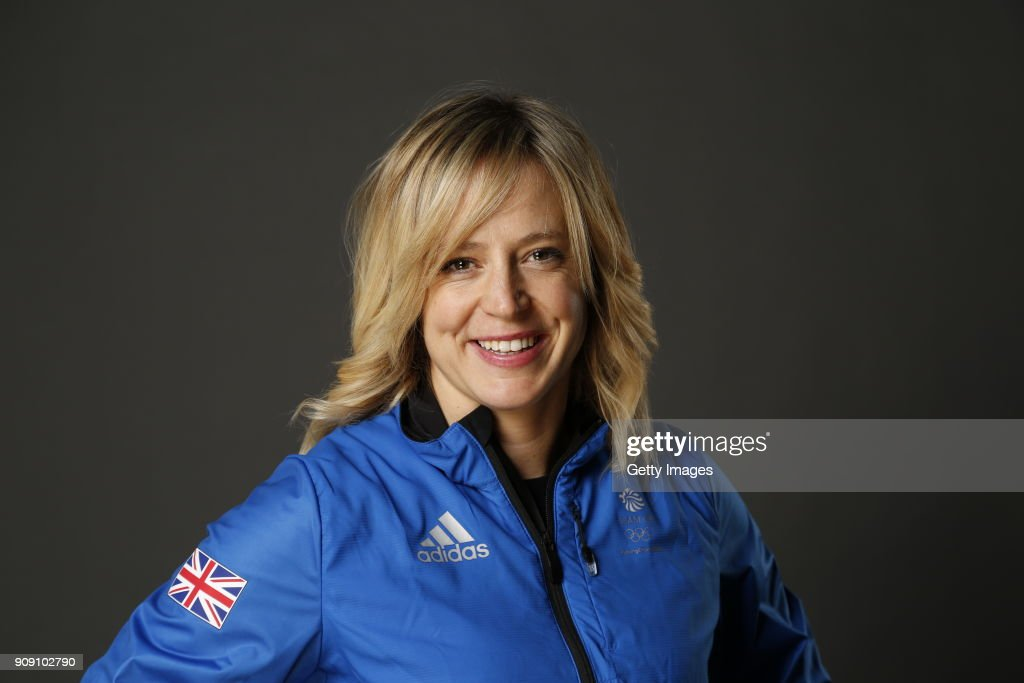 Jenny Jones poses during Team GB Kitting Out Ahead Of Pyeongchang 2018 Winter Olympic Games on January 22, 2018 in Stockport, England.