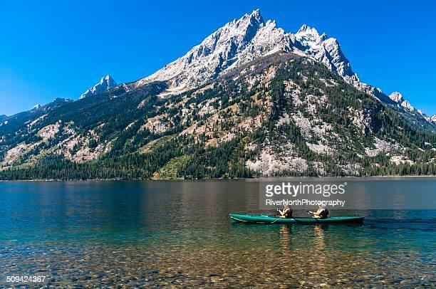 Jenny Lake, Grand Tetons