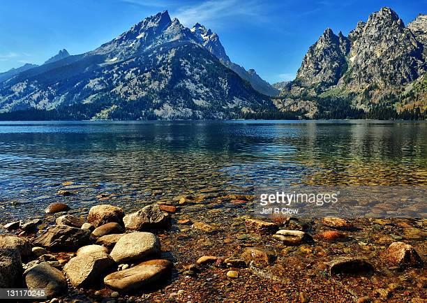 Jenny Lake Shoreline